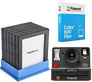 Polaroid OneStep 2 i-Type Camera w/ Color Film & Magnetic Frames - E232108