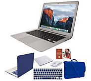 Apple MacBook Air 13 Laptop with Clip Case, Wireless Mouse and Accessories - E232208