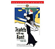 Travels with My Aunt (1972) - DVD - E271308
