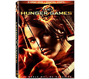 The Hunger Games 2-Disc DVD and UltraViolet Digital Copy - E262509