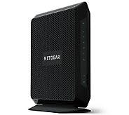 NETGEAR Nighthawk AC1900 Wi-Fi Cable Modem Router - E294309