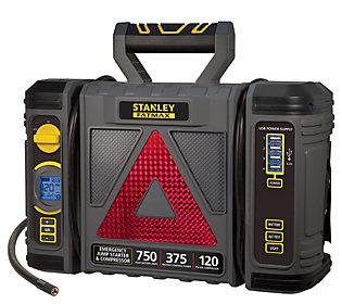 Stanley 750 Peak Amp Jump Starter w/