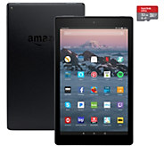 Amazon Fire 10 HD Tablet 32GB w/ Custom Case, Amazon Vouchers & 32GB MicroSD - E232010
