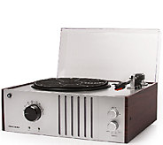 Crosley Player 3-Speed Turntable with Radio andAudio Input - E283710