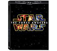 Star Wars: The Force Awakens Blu-Ray/ DVD/Digital HD - E288010
