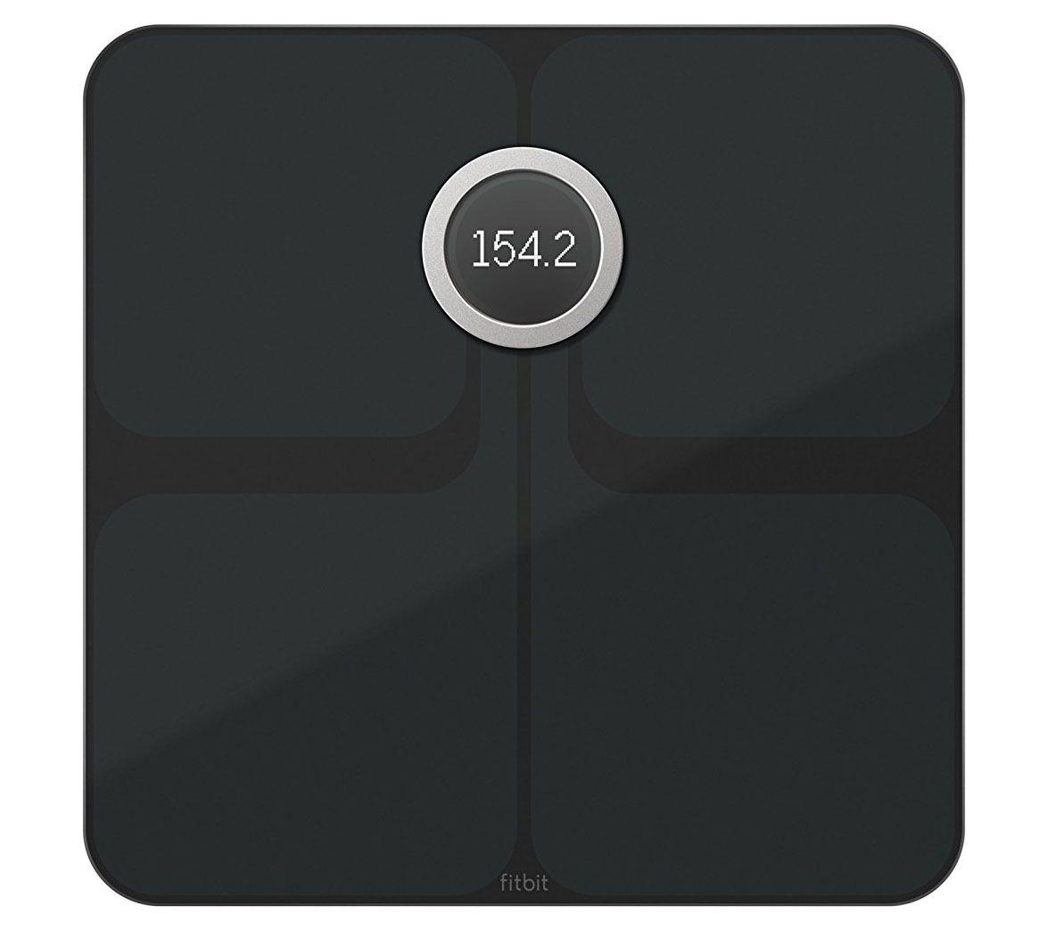 fitbit aria 2 wi fi smart scale page 1 qvc com rh qvc com Fitbit Ultra Fitbit Wi-Fi Scale