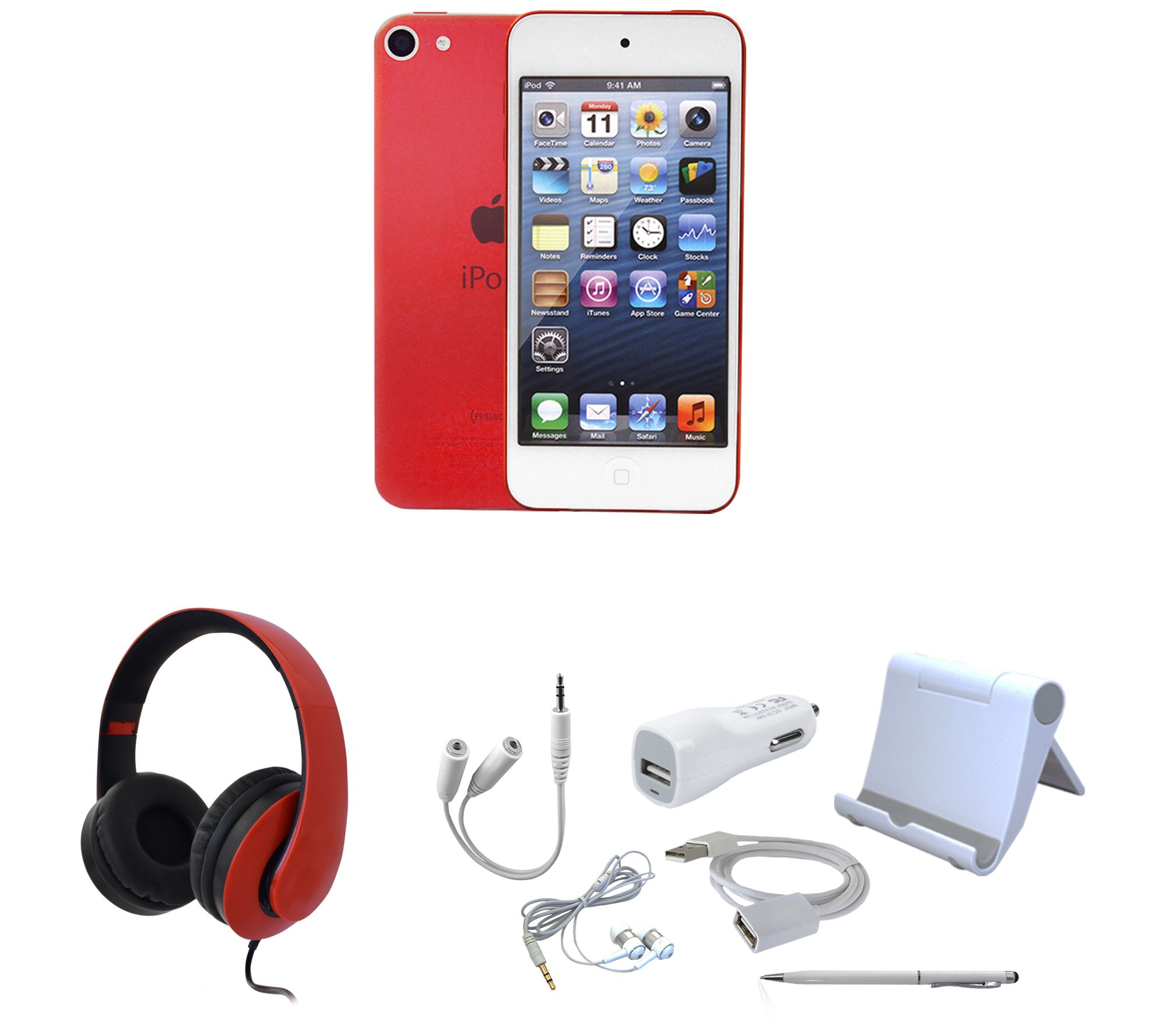 Apple iPod Touch 7th Gen 32GB with Headphones &Accessories — QVC com