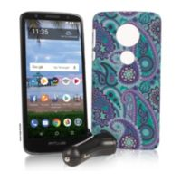 QVC.com deals on Tracfone Motorola G6 5.7-in Smartphone w/1500 MinsText/Data