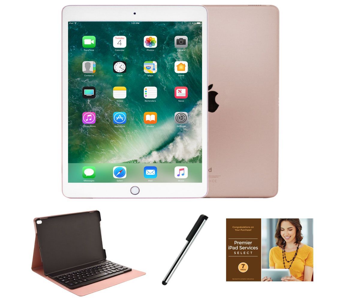Apple Ipad Pro 105 64gb Wi Fi Tablet With Software And Accessories 512gb New Gold Wifi Only Page 1