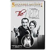 The Artist DVD and UltraViolet Digital Copy - E262513