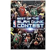 Best of the NBA Slam Dunk Contest DVD - E263813