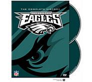 NFL History of the Philadelphia Eagles 2-Disc DVD Set - E290413