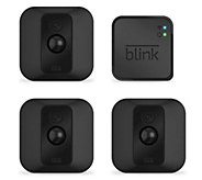 Blink XT 3-Pack Outdoor/Indoor HD Cameras withSync Module - E295213