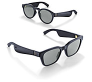 Bose Frames Audio Sunglasses with Built-In Speakers & Case - E232815
