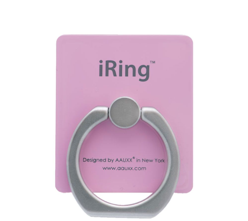 iRing Wearable Adhesive Phone Stand & Mount forMobile Devices - Page ...