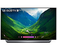 LG 55 OLED C8PUA Series 4K HDR AI Ultra HDTV - E294015