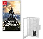 Legend of Zelda & Game Caddy - Nintendo Switch - E296915
