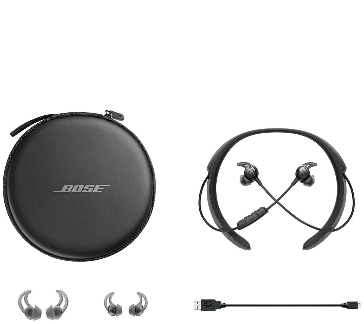 95de12e75c3 Bose QuietControl 30 Wireless Headphones - Page 1 — QVC.com