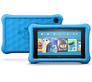 Amazon Fire 8 HD Kids Edition 32GB Tablet w/ Kids Case & Software Kit - E232216