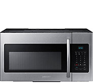 Samsung 1.6 Cu. Ft. Over-the-Range Microwave -Stainless Steel - E285716