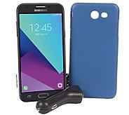 Tracfone Samsung Galaxy J3 Luna Pro 5 w/ Case & 1200 Min/Text/Data - E231717