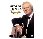George Jones Golden Hits DVD - E264817