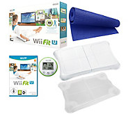 Wii Fit U Yoga Bundle with Accessories - E288517