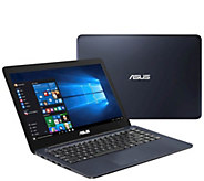 ASUS 14 Laptop - AMD E2, 4GB RAM, 64GB MemoryWindows 10 - E294417