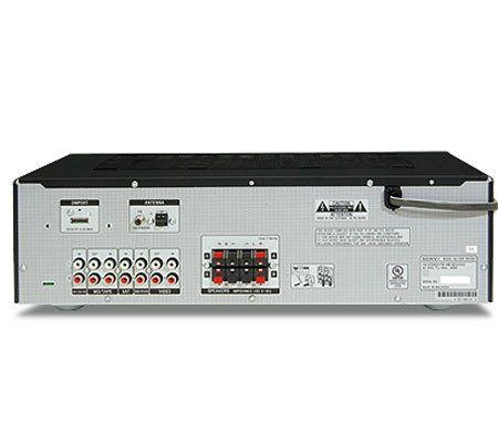 sony strdh100 200w stereo audio receiver qvc com rh qvc com sony str dh100 manual pdf Sony STR Dh100 Manual