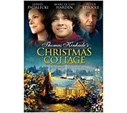 Thomas Kinkades Christmas Cottage DVD - E291318