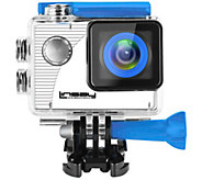 LINSAY Funny Kids Blue Action Camera Sport Outdoor Activities - E298219