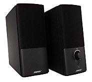 Bose Companion 2 Series III Multimedia Speaker System - E224620