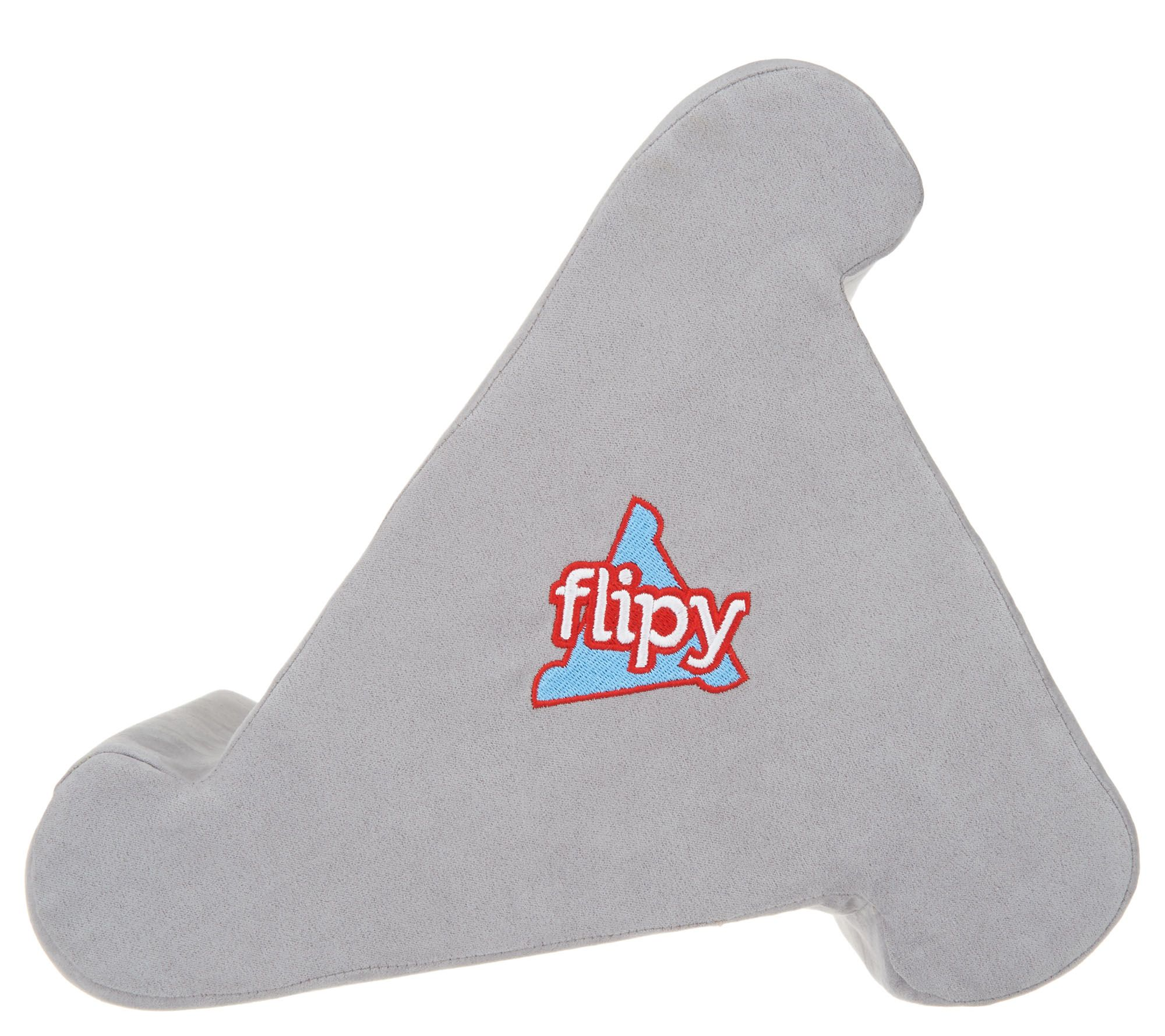 4530450871f7 flipy Multi-Angle Soft Stand for Tablets, Books & E-Readers — QVC.com