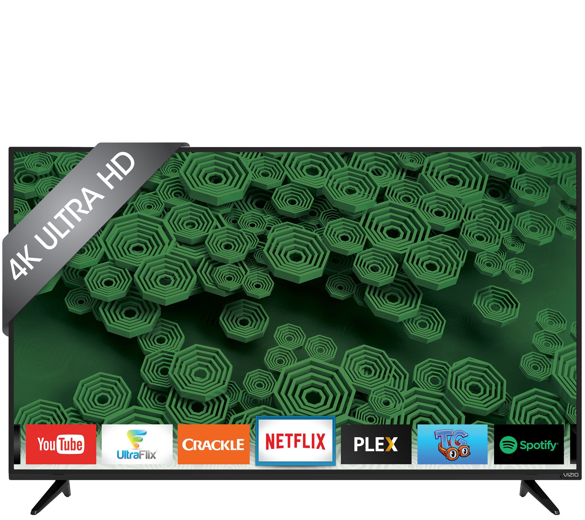 Vizio D Series 50 Class Led Ultra Hdtv With Hdmi Cable 2 Year Warranty Page 1 Qvc Com