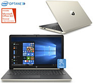 HP 17 Touch Laptop Intel i3 w/ 16GB Optane, 1TB HDD, Office & Tech Support - E232221