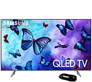 Samsung 65 Class QLED Q4K Ultra HDTV & 6HDMI Cable - E294721