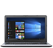 ASUS 15.6 VivoBook Laptop with Software - Corei7, 256GB SSD - E295021
