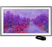 Samsung The Frame 65 Class LED 4K Ultra HDTV &HDMI Cable - E295921