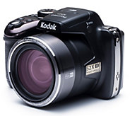 Kodak Pixpro Digital Camera with 8GB SD Card - E296121
