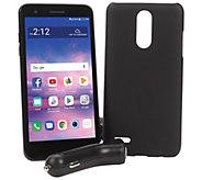 Total Wireless LG Rebel 4 30-Day Unlimited Talk/Text, 5GB Data