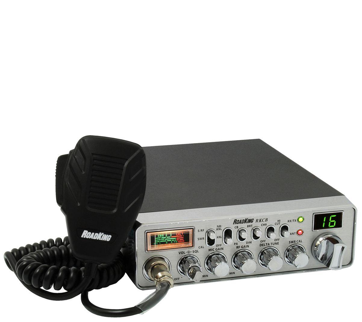 RoadKing 40-Channel Classic CB Radio — QVC com