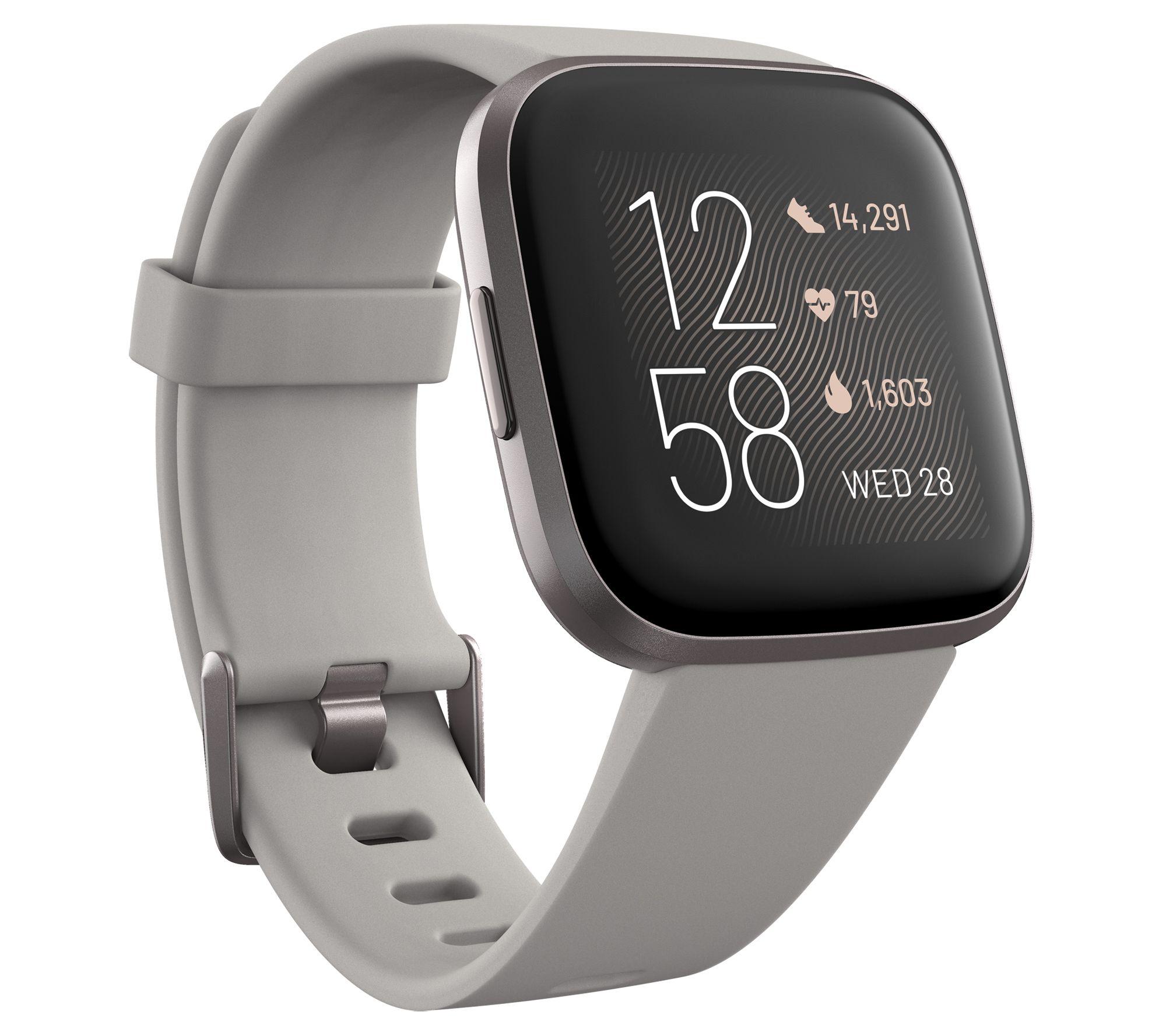 Fitbit Versa 2 Smartwatch & Activity Tracker with Alexa