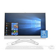 HP 23.8 Touch All-in-One - AMD A9, 8GB, 1TB HDD & Software - E294623