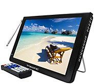 Trexonic 12 Class Portable Widescreen LED HDTV - E294823