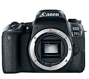 Canon EOS 77D DSLR Camera - Body Only - E295823