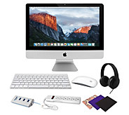 Apple iMac 21 3.4GHz Core i5 with Headphones and More - E300123