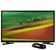Samsung 32 HD Smart TV and 6 HDMI Cable - E295424