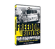 American Experience: Freedom Riders DVD - E265525