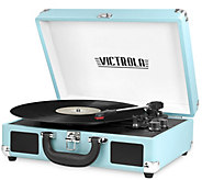 Victrola Suitcase Turntable Stereo w/ Speakers - E231426