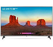LG 55 4K ThinQ AI LED Ultra HDTV with Nano Cell Display & HD - E294027